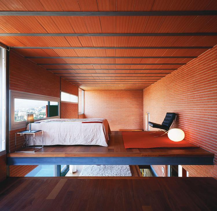 Casa en El Palo-Málaga de Arquitecto Rafael Reinoso Bellido, Foto Pablo F. Díaz-Fierros