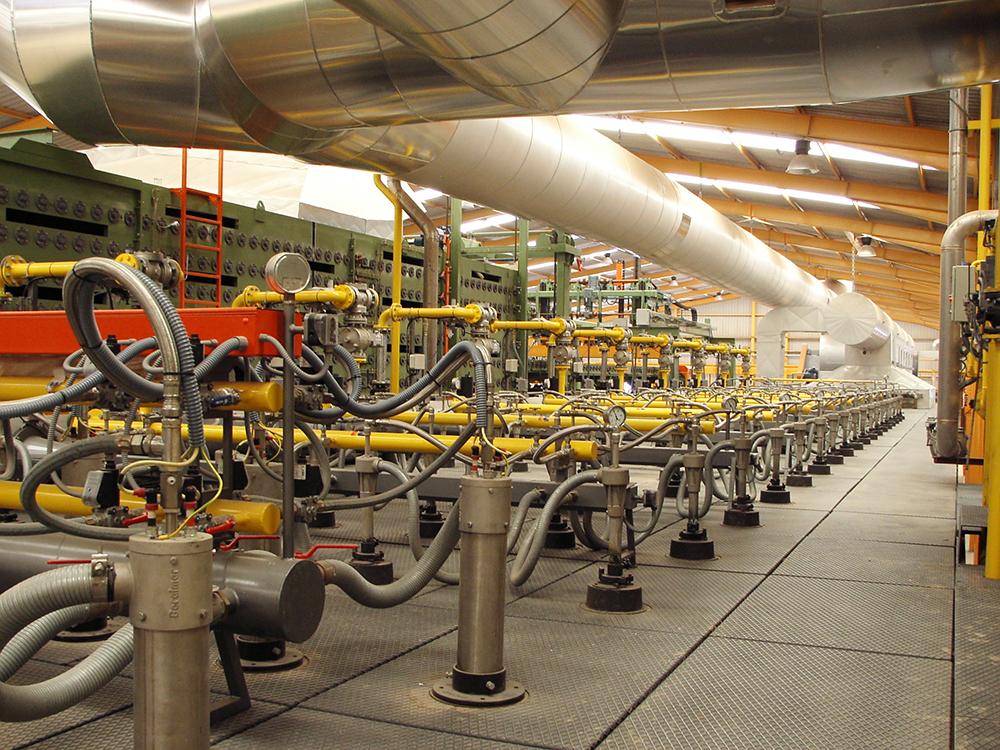 conductos biogas